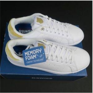 dd2df497116d K-Swiss Shoes - K-Swiss Clean Court CMF Memory Foam Sneakers 10